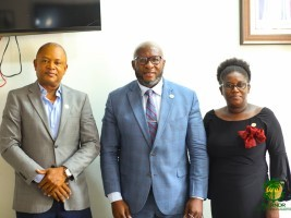 iciHaiti - Politic : Double installations at the Ministry of Agriculture