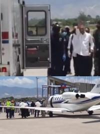 iciHaiti - Covid : Aristide back from Cuba
