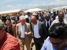 Haïti - Reconstruction : Ouverture de l'Expo Habitat à Zoranger