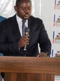 iciHaiti - Politic : Who is James Cadet, the new Minister of the Environment ?