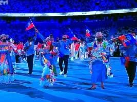 iciHaiti - Tokyo 2020 : Opening ceremony of the Olympic Games