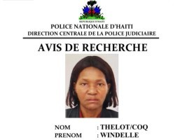 iciHaiti - Justice : Arrest of the former Magistrate at the Court of Cassation Wendelle Coq Thelot