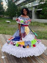 iciHaiti - J.O. Tokyo 2020 : Haiti wins 2nd place for the 10 most beautiful costumes of the Parade of Nations