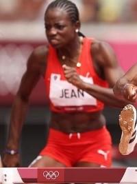 iciHaïti - J.O. Tokyo 2020 : 100m/haie Mulern Jean qualifiée pour la demi-finale