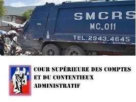 iciHaiti - Justice : The CSC/CA condemns 4 SMCRS officials to repay nearly 39 million to the Public Treasury