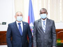 iciHaïti - Agriculture : Vers un renforcement du partenariat avec la FAO