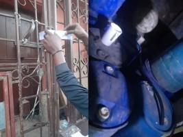 iciHaiti - Port-de-Paix : Success in the fight against the fuel black market
