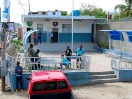 iciHaiti - Delmas : Gérald Bataille's new sub-police station ready