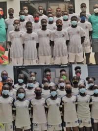 iciHaïti - Football : Les jeunes grenadiers et grenadières prêts pour le CFU Challenge Séries