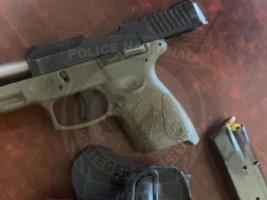 iciHaïti - Kenscoff : Fusillade, la PNH tue un bandit