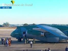 iciHaïti - Séisme : L'aide Brésilienne arrive