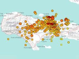 iciHaïti - Environnement : 378 répliques du séisme en 10 jours