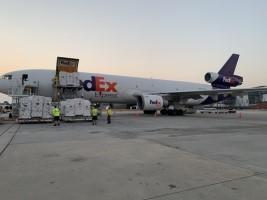 iciHaïti - Humanitaire : 70 tonnes d'aide médicale de «FedEx Care»