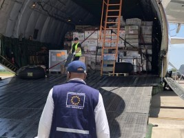 iciHaïti - Union Européenne : Pont aérien humanitaire