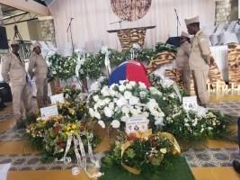 iciHaïti - Social : Funérailles de l'ancien maire des Cayes, Jean Gabriel Fortuné