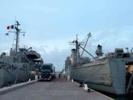 iciHaïti - Séisme : Le Mexique envoie deux navires chargés de 1,729 tonnes d'aide humanitaire
