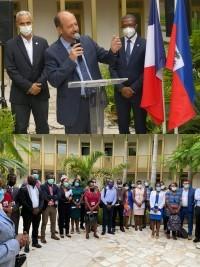 iciHaïti - France : 23 étudiants boursiers sur le départ