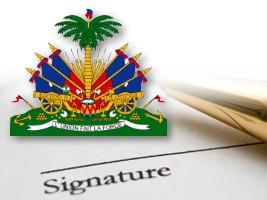 iciHaïti - Gouvernance : Signature de l'accord politique aujourd'hui ?