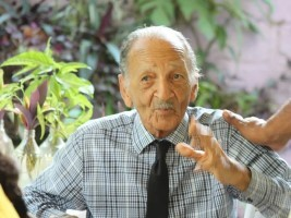iciHaiti - Jérémie : Maurice Léonce, in great shape, celebrates his 100 years