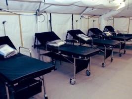 iciHaïti - USA : Don de 4 hôpitaux de campagne