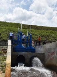 iciHaïti - Barrage Marion : Importante mission de la DINEPA