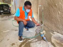 iciHaïti - Technologie : Une application mobile révolutionne les relevés des compteurs d'eau potable