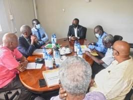 iciHaïti - Musique : Importante réunion entre le Ministre de la culture et l'INAMUH