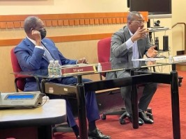 iciHaiti - UN : Important meeting of the Haitian Chancellor with members of the Security Council
