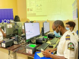 iciHaïti - Technologie : Le système MIDAS opérationnel à Belladère