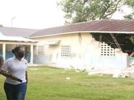 iciHaïti - Grand Sud : Exploration d'alternatives à la réouverture des classes des écoles non réparées