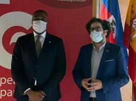 iciHaïti - Séisme : L'Espagne s'engage dans la reconstruction des infrastructures scolaires