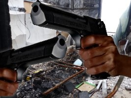 iciHaïti - FLASH : Nuit de terreur à Kenscoff 4 morts, des blessés et des maisons incendiées