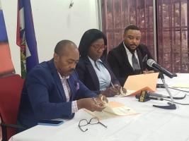 Haiti - MHAVE : Partnership with the Coalition of Haitian Diaspora Organizations