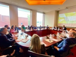 Mexico : Important round table on bilateral cooperation with Mexico