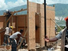 Haiti - Humanitarian : Large project to rehouse 404 families in Port-au-Prince
