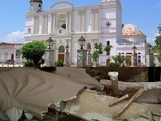 Haiti - Religion : Rampage of the Cathedral, unanimous condemnation