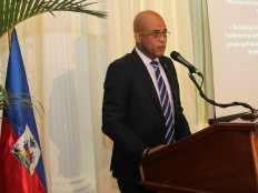 Haiti - Economy : Launch of the Presidential Consultative Council