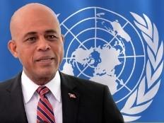 Haïti - Reconstruction : A l'ONU, le Président Martelly étonne ses interlocuteurs