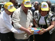 Haiti - Health : Brazil contributes to the construction of three health units in Bon Repos