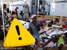 Haiti - Health : New significant increase in cholera cases