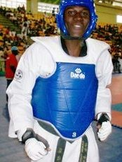 Haiti - Sports : Tuesday, taekwondo competition with the Haitian Sanon Tudor