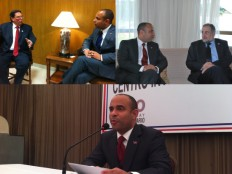 Haiti - Politic : Laurent Lamothe presented the priorities of Haiti