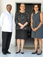 Haïti - Social : Sophia Martelly rend visite à Aristide