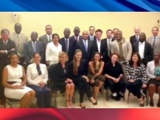 Haiti - Education : International Colloquium on Education for the channeling of aid, the funding...