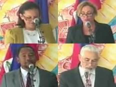 Haïti - Culture : Le Ministre de la culture a  procédé à 4 nouvelles installations
