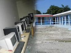 Haiti - Education : Inauguration of an educational center in the region of Laferonnay-Gressier