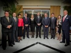 Haïti - Diplomatie : Réunion de travail entre des Ambassadeurs et le Gouvernement haïtien