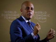 Haïti - Économie : À Davos le Président Martelly explique le potentiel d'Haïti aux investisseurs