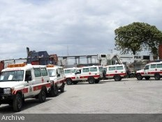 Haiti - Health : New public network of ambulance to respond to emergencies