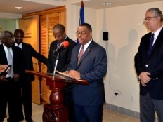 Haiti - Politic : The Prime Minister gave explanations on the audit of contracts of previous Government